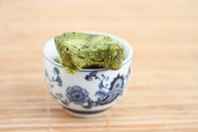 photo of the mochi cake