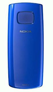 Nokia X1-00 Low priced Music Phone stills