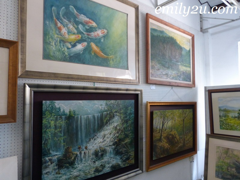 watercolour art exhibition