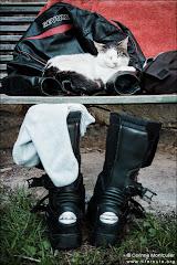C'est confortable un équipement moto