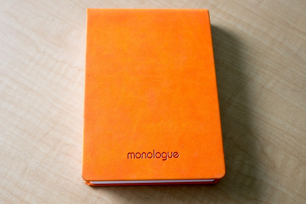Grandluxe Monologue Sketch Pad