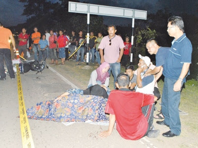 Remaja maut dirempuh Hilux, Alza