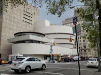 Guggenheim je opravdu vyjímečná budova musea
