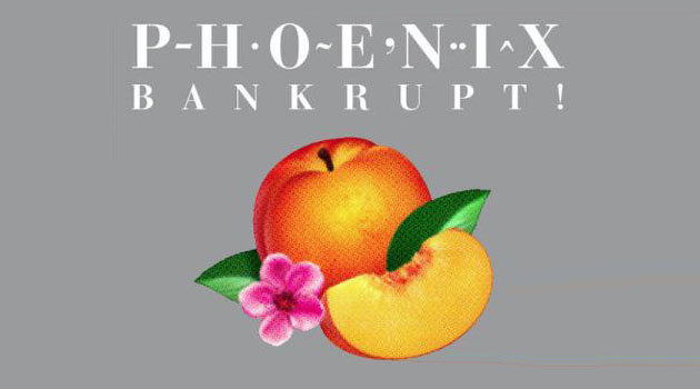 Phoenix - Bankrupt! album cover