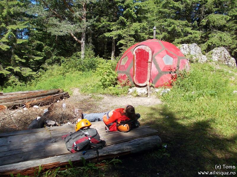 2014.06.5 - P Craiului - Traseul Fisura Nordica