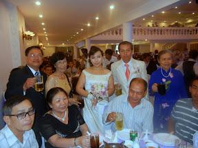 Đám cưới con gái Hồng Vân k2