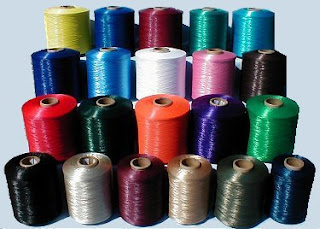 fibre thread is exported and used in local cloth production