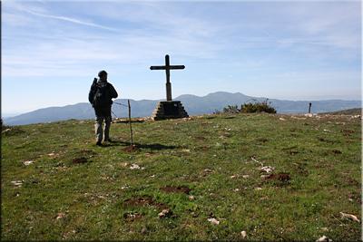 Cima de Cruz de Alda/Perriain