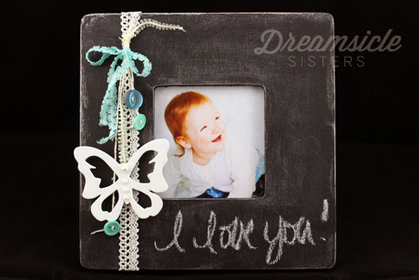 Chalkboard Photo Frame