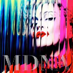 Madonna - M.D.N.A [Deluxe edition] | Album art