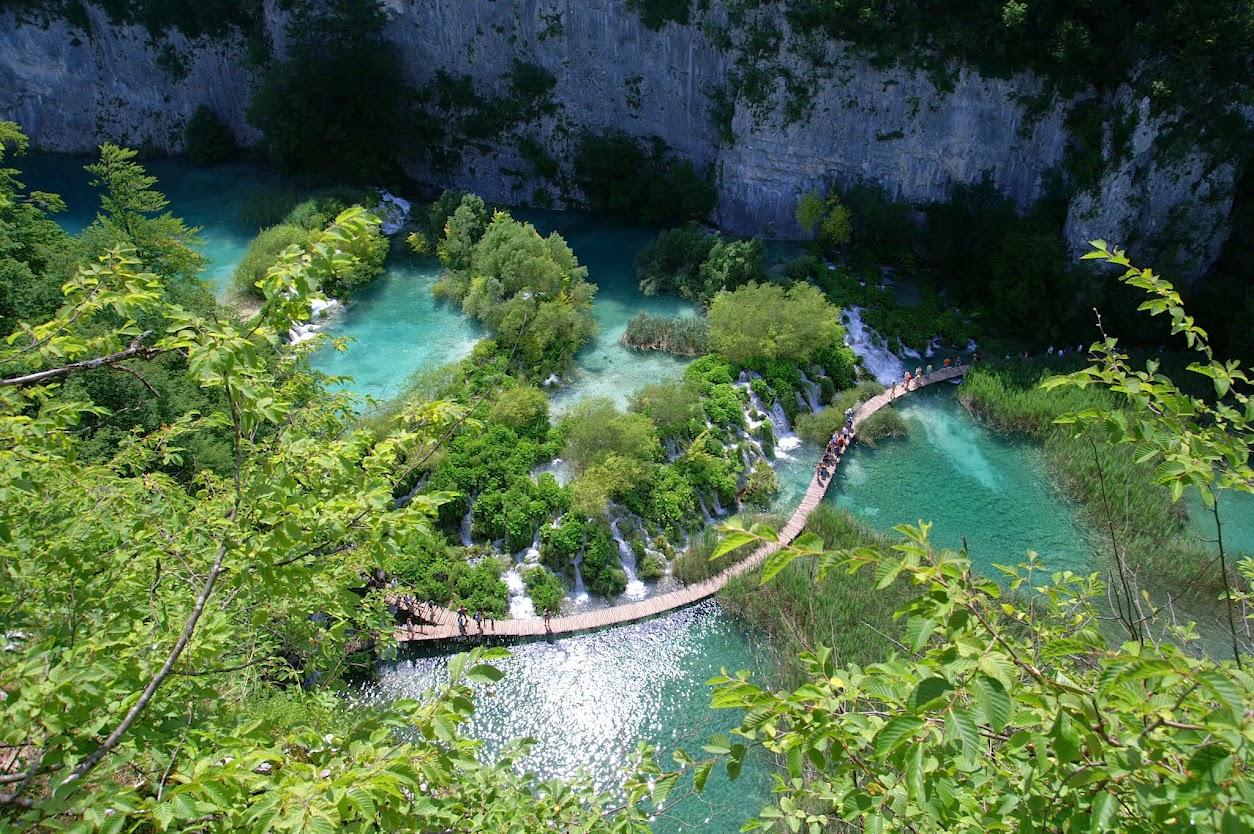 Словения, немного Хорватии и долги Австрии. Июль 2014.