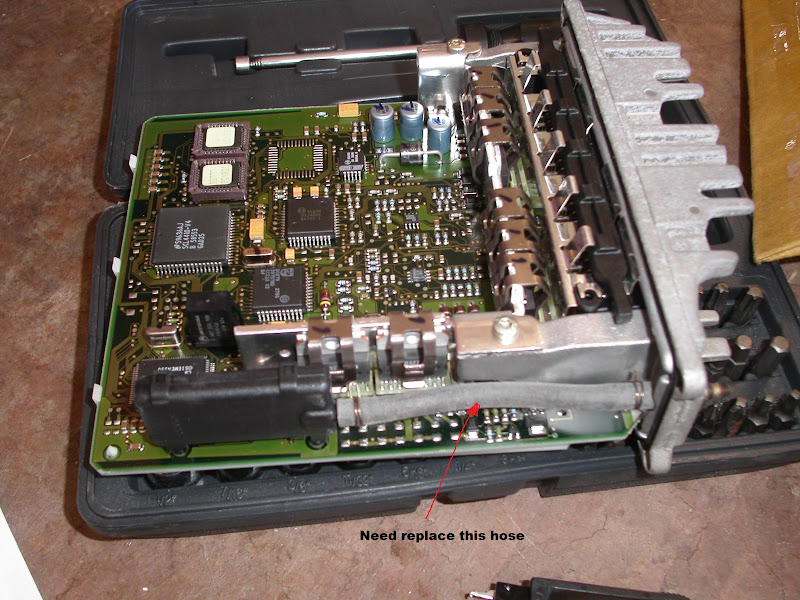 VWVortex com - 65535 Internal Control Module Memory Error
