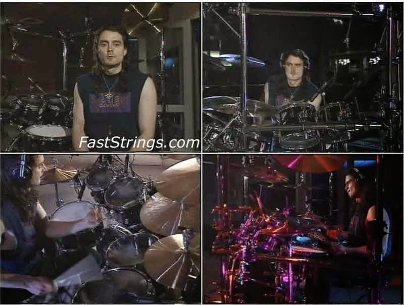 Virgil Donati - Power Drumming