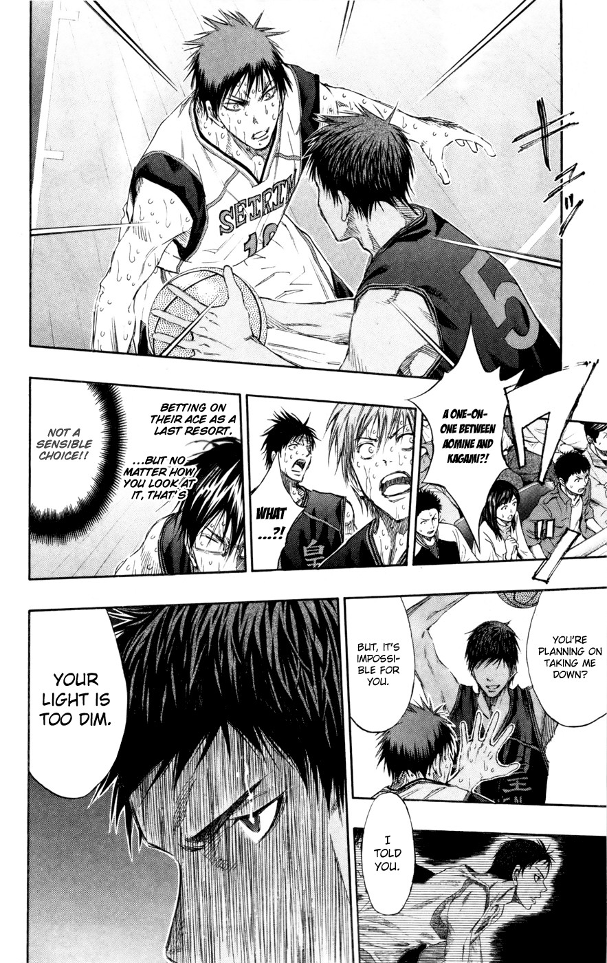 Kuroko no Basket Manga Chapter 135 - Image 06