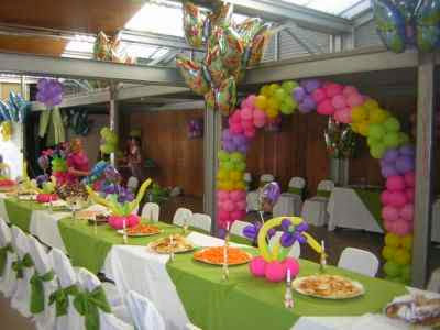 Como decorar un baby shower