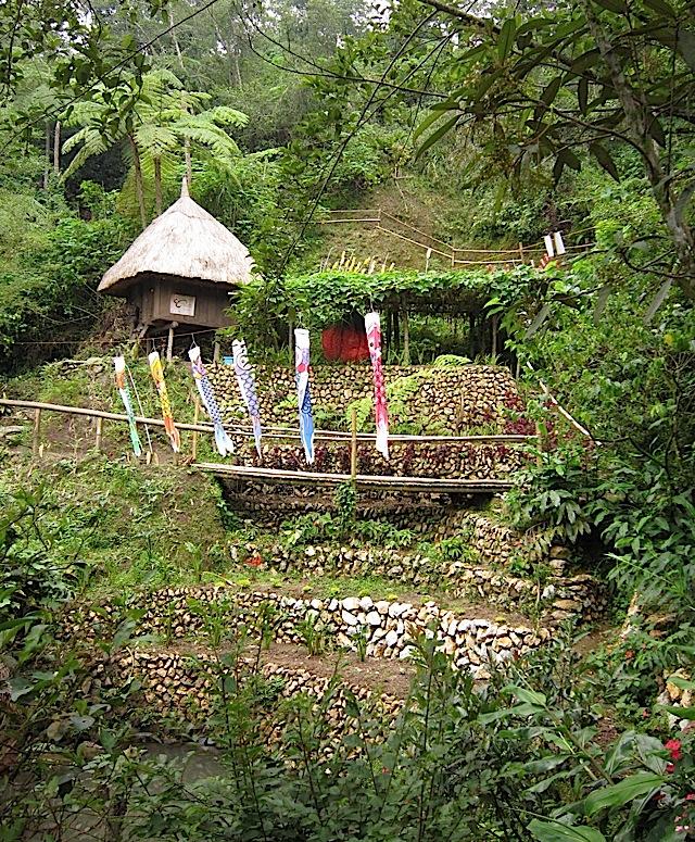 Tam-awan Village in Baguio City
