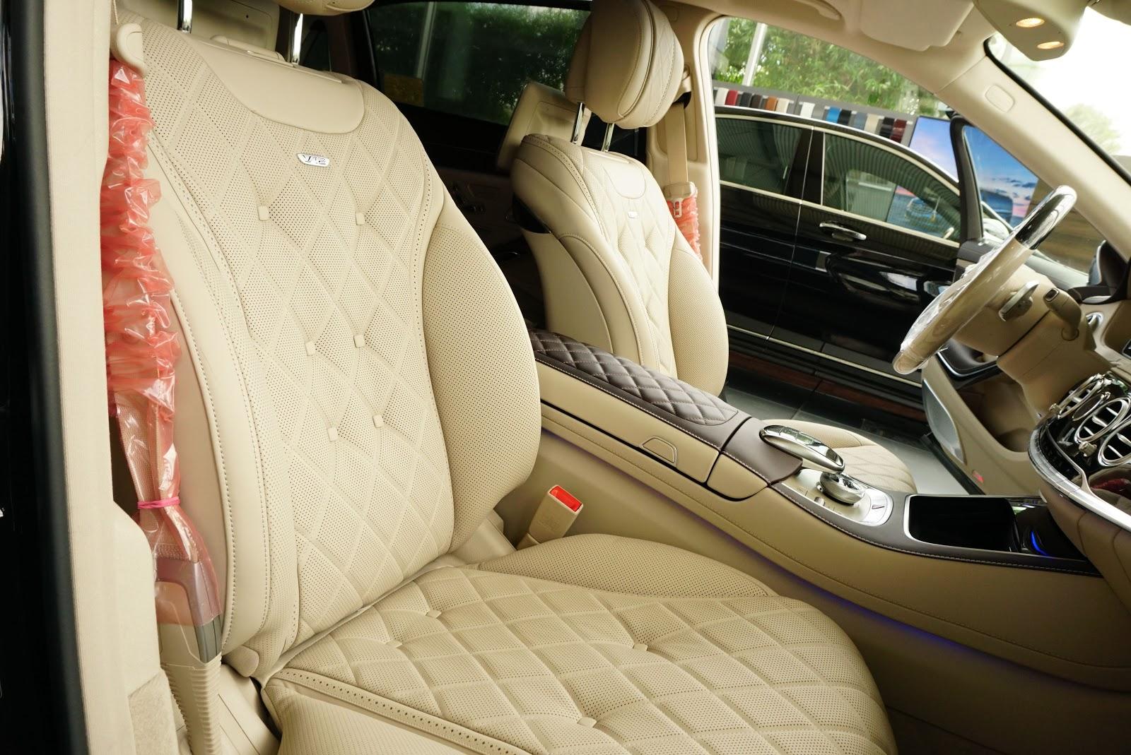 Mercedes Benz S600 Maybach