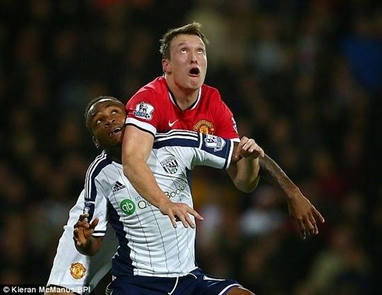 Thoát thua West Brom Manchester United rơi khỏi top 4