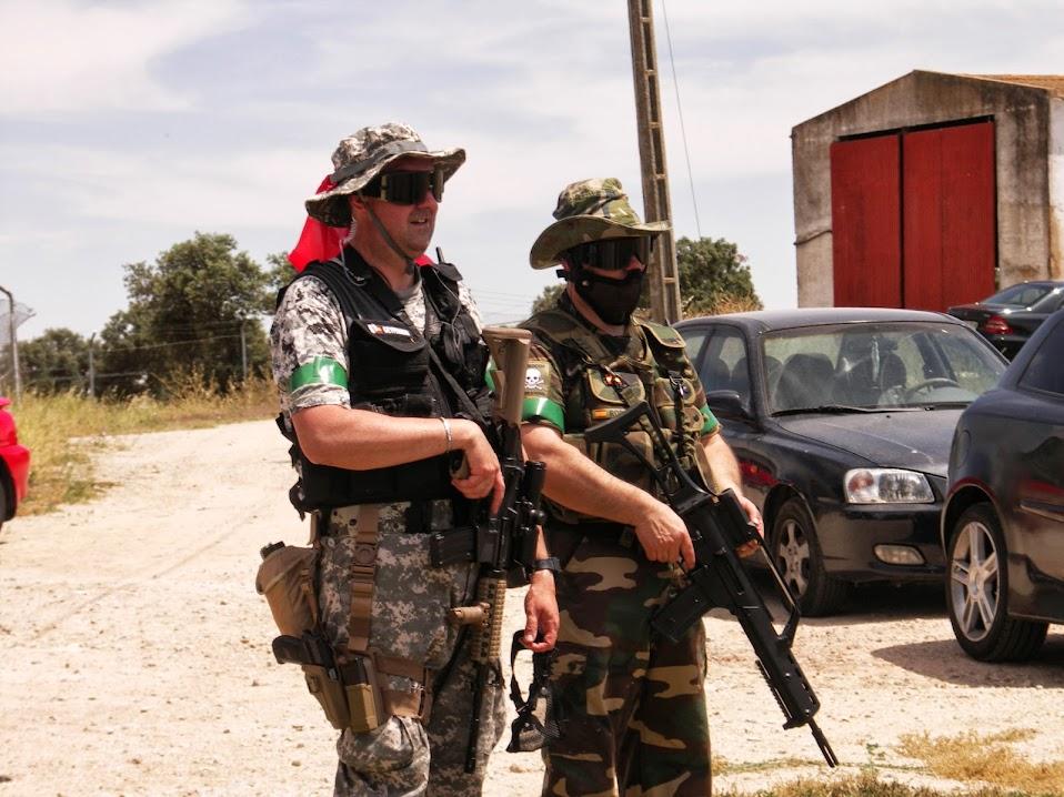 """Fotos de """"THE FINAL WAR"""". La Granja. 23-06-13 PICT0123"""
