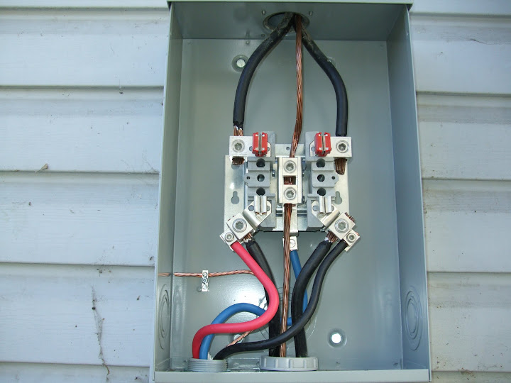 220 On 100 Amp Service? [archive] The Garage Journal Board - Repair Wiring Scheme