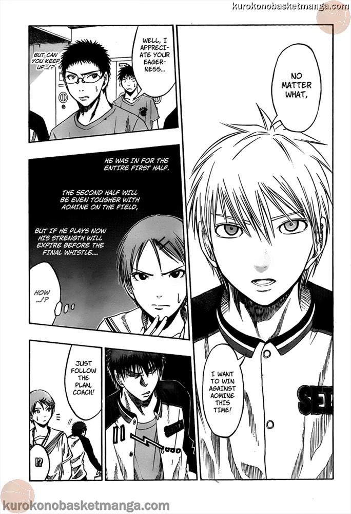 Kuroko no Basket Manga Chapter 48 - Image 13