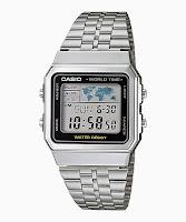 Casio Standard : A-500WA