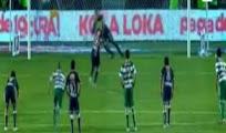 Video goles Monterrey Santos [1 - 1] resultado 17 mayo