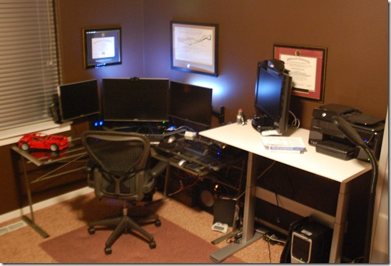 Moje miejsce pracy, z którego jestem zadowolony