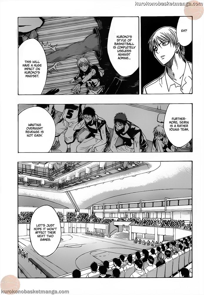 Kuroko no Basket Manga Chapter 51 - Image 05