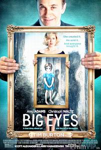 Đôi Mắt To - Big Eyes poster