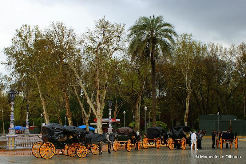 Sevilha, Plaza de Espanha