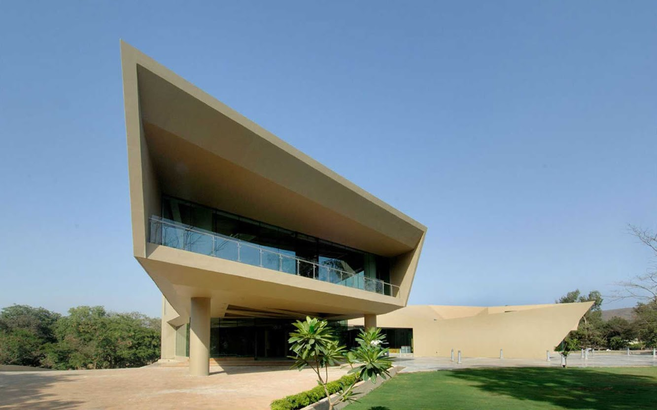 Lonavala, Maharashtra, India: Triose by Sanjay Puri Architects
