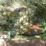 Creek/culvert on Perimeter Trail (306308)