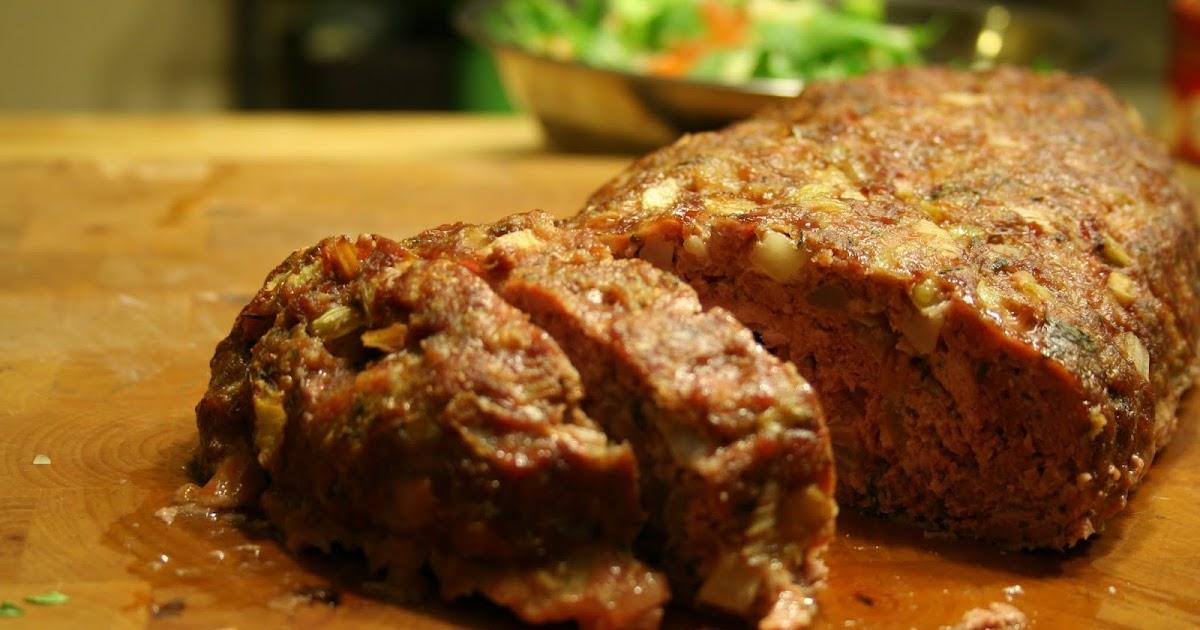 Ina Garten Meatloaf.Ina Garten's 1770 House Meatloaf With ...