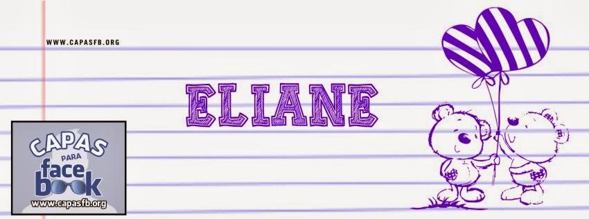 Capas para Facebook Eliane
