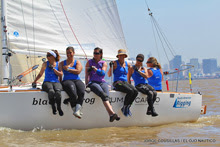 Argentine J/24 Women's sailing team- Top Women at J/24 Worlds
