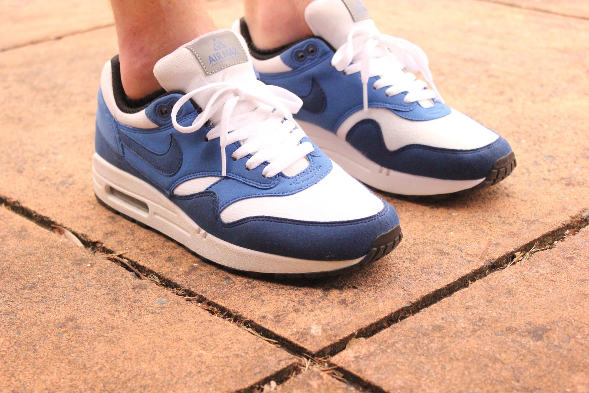 On Feet  Nike Air Max 1 ACGNike Air Max 98 On Feet