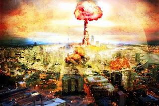 Апокалиптичные фотоманипуляции by Steve McGhee