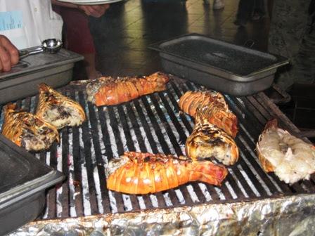 Lagosta Cubana