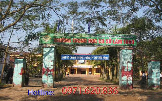 Lắp Đặt Internet FPT Huyện Lâm Thao