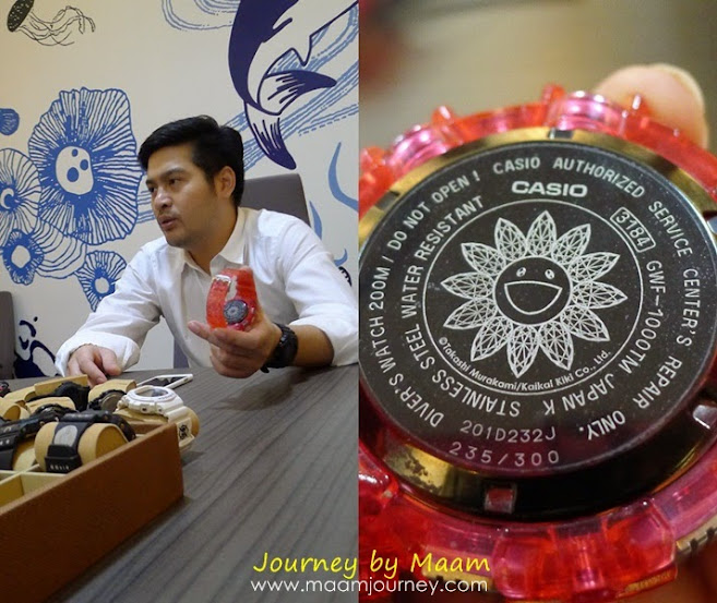 นักสะสม G-Shock_G-Shock Limited Edition