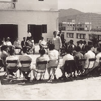Youth Retreat In Sai Kung On 11th April 1955. Youth Group From Shamshuipoo  In The
