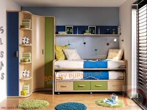 Giường ngủ cho trẻ SMGT05