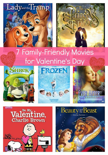 7 Family-Friendly Valentines Movies and Shows for Valentine's Day