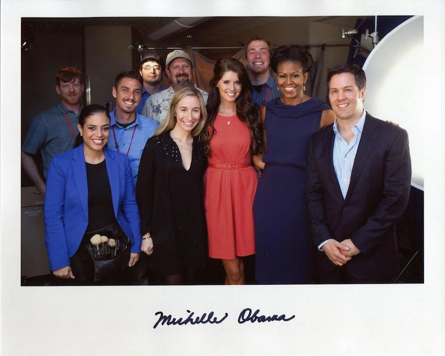 Adrenaline Films Michelle Obama