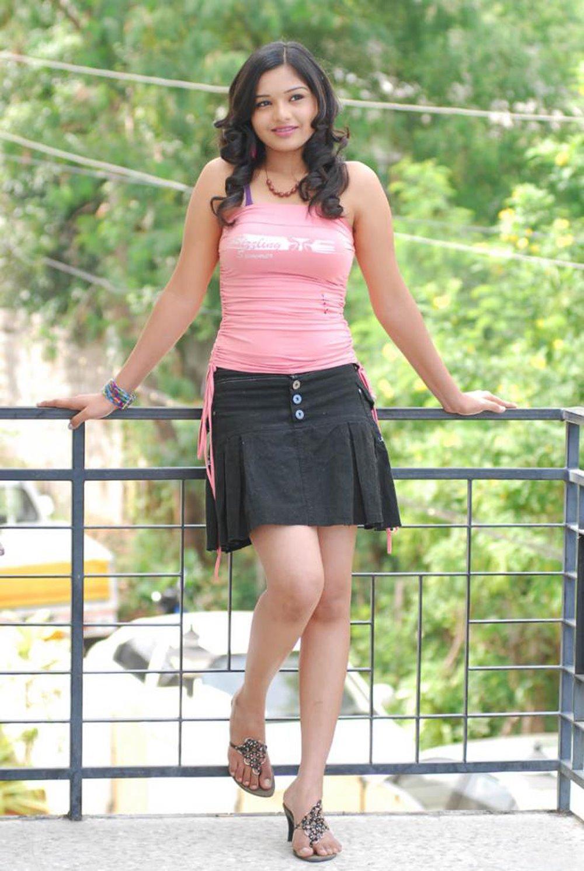 Beautiful Young Bengali Indian Girl Wearing Stock Photo