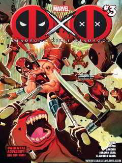 Deadpool Kills Deadpool 3 español