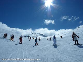 P1180619 - De fin de semana estresante a divertido, sol y nieve.