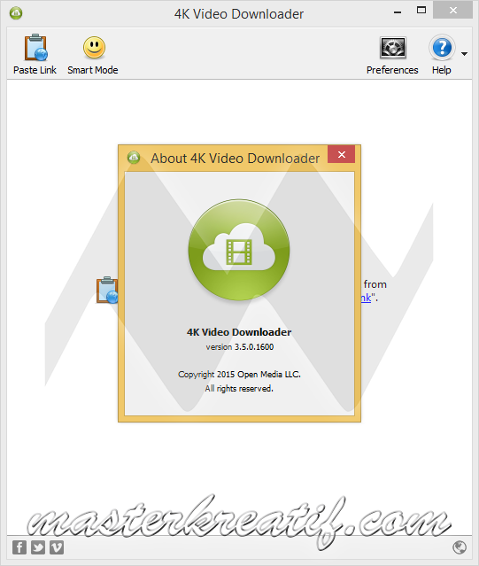 4K Video Downloader 3.5 Full Version | MASTERkreatif