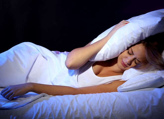 поява безсоння